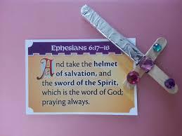 15 armor of god activities crafts u0026 snacks for kids
