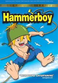 Hammerboy affiche