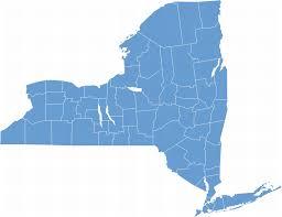 Ny County Map Nysac