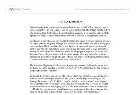 Bank essay   Essay child labour