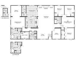 Biltmore House Floor Plan The Evolution Vr41764c Manufactured Home Floor Plan Or Modular
