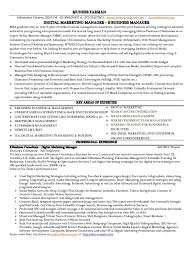 Search For Resumes Online by Wonderful Digital Marketing Manager Resume Template With Marketing