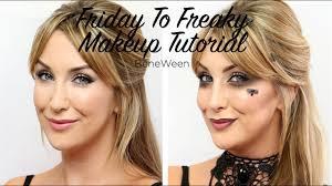 benefit halloween quick and easy halloween makeup tutorial youtube