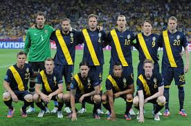 Équipe de Suède de football