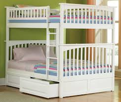 Loft Shelving by Kids Room Attractive White Loft Bunk Bed With Plenty Additional