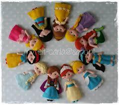popular items for disney princess on etsy one felt craft doll
