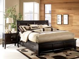 King Size Platform Bed Designs by Black King Size Platform Bed Frame With Headboard Insist On Only