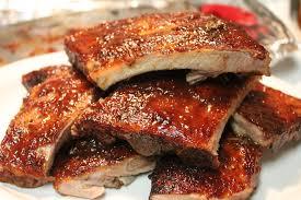crockpot barbecue ribs i heart recipes