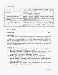 Hris Analyst Resume Sample Ba Resume Good Resume Headlinebusiness Analyst Resume