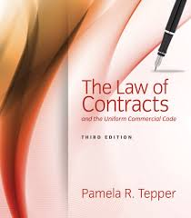 the law of contracts and the uniform commercial code 3rd edition