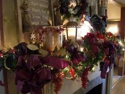 Where To Buy Home Decor Cheap Interior Charming Christmas Mantel Decor For Decorating A Holiday