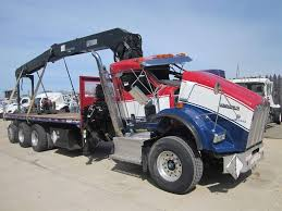 kenworth crane trucks for sale mylittlesalesman com