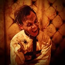 haunted asylum halloween party theme manning makes stuff