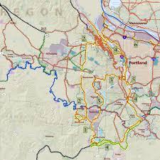 Map Of Portland Maine by Oxbow Regional Park Metro