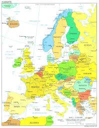 Map Of 1914 Europe by Europe Maps Throughout Euroup Map Evenakliyat Biz