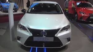 lexus ct 200h f sport edition lexus ct 200h sport edition 2017 exterior and interior in 3d