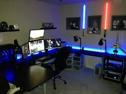 Xbox Gaming Desk by Cool Computer Setups And Gaming Setups Recently A96fb0 Thraam Com