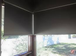 roller blinds on corner windows somersoft