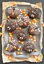 Nut Free Halloween Treats by Easy Monster Eyeball Cookies Fork And Beans