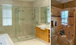 white doors with glass panels bathroom opaque glass doors frameless showers enclosures glass