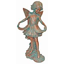 suffolk fairies garden statues outdoor decor the home depot
