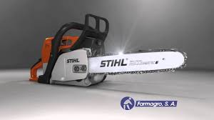 motosierra stihl animado 3d youtube