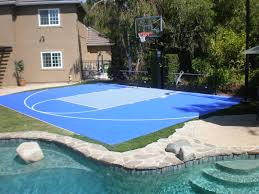 Home Decor Orange County by Prestige Decking Coating And Waterproofing Basketball Court