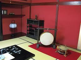 simple design rustic japanese inspired interior decorating