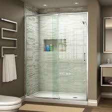 Magnet For Shower Door by Framed Shower Doors Showers The Home Depot