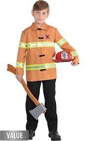 Halloween Costumes Firefighter Firefighter Costumes Kids U0026 Adults Fireman U0026