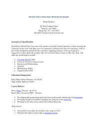 Sample Resume For Overnight Stocker by Resume Stock Associate Resume