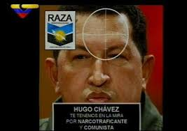 Entre otras Imagenes una publicada en Twitter del presidente con una mira telescopica en la frente (Mario Silva denunció esta imagen del presidente con una ... - otras-imagenes-una-publicada-twitter-del-pres-L-P35veQ