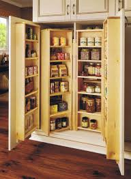 Kitchen Pantry Furniture Organizer Pantry Shelving Systems For Cluttered Storage Spaces