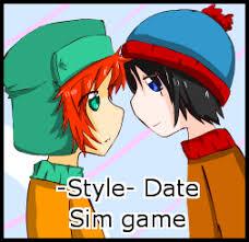 date sim  style      DeviantArt