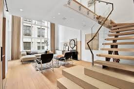 Interior Design Of A Duplex Apartment In New York - New apartment design