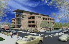 Colorado State University Map by New Health Medical Center Planned As Gateway To Campus Source