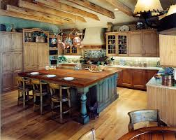 luxurious country kitchen islands for soothing effect at home