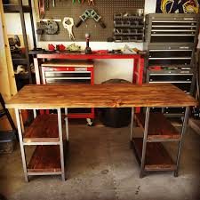 brewer desk build roders garage idolza