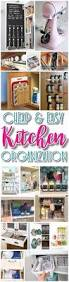 best 20 space saving storage ideas on pinterest small kitchen easy budget friendly ways to organize your kitchen quick tips space saving tricks clever hacks organizing ideas