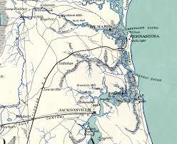 Arcadia Florida Map by Florida U0027s Underground Railroad Part One The Florida Memory Blog