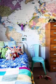128 best world map images on pinterest children kids rooms and