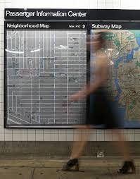 Mta Info Subway Map by Walk Nyc U2013 Turnstone Consulting Llc