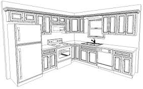 cabinet kitchen cabinet layouts design most popular kitchen