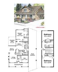 100 cottages floor plans bungalow house plans cavanaugh 30