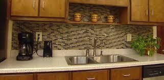 kitchen backsplash border and decorating