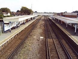 Havant railway station