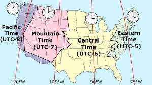 World Time Zones Map by Daylight Saving Time Dallas Hwy Com