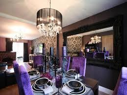 Purple Dining Room Purple And Black Room Ideas Blue And Purple Dining Room Ideas