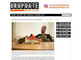 Press   Dave White The Drop Date
