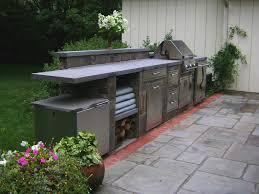 outdoor kitchen outdoor kitchen island simple interior design